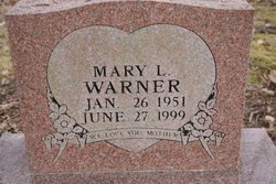 Mary Lee <I>Blaydes</I> Warner