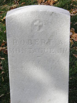 Robert A. Montague, Jr
