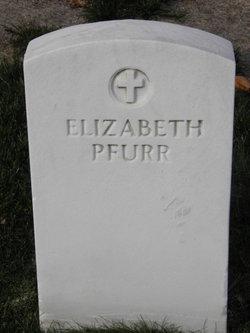 Elizabeth Pfurr