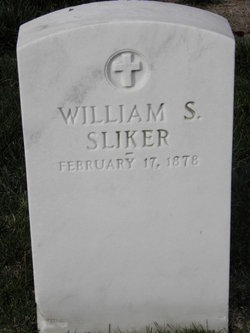 William S Sliker