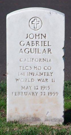 John Gabriel Aguilar