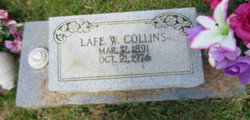 "Lafayette Washington ""Lafe"" Collins"