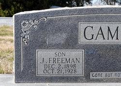 James Freeman Gambill