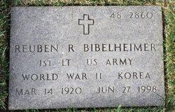 Reuben R Bibelheimer