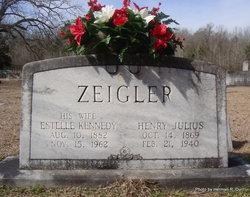 Ida Estelle <I>Kennedy</I> Zeigler