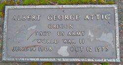 Albert George Attig