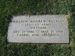 William Andrew Busygin