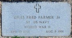 Giles Fred Farmer, Jr