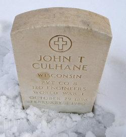 John Theodore Culhane