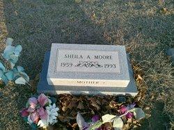 Sheila Ann Moore