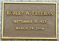Robert Wiley Freeman
