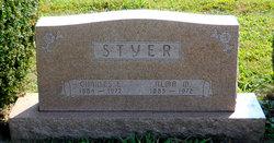 Charles E Styer
