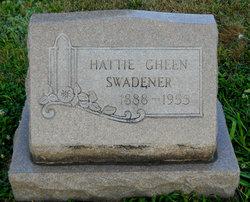 Hattie <I>Snyder</I> Swadener