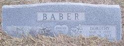 Dorothy Pauline <I>Hodnett</I> Baber