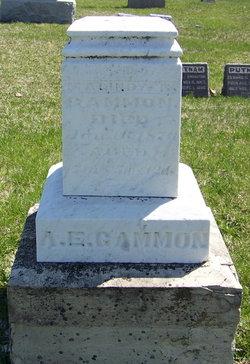 A. E. Gammon