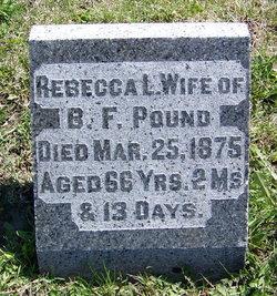 Rebecca L. Pound