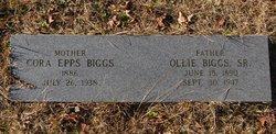 Cora <I>Epps</I> Biggs