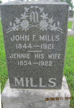 Jennie Mills