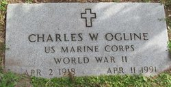 "Charles William ""Bruz"" Ogline"