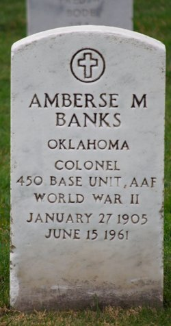 Amberse M Banks
