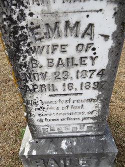 Margaret Emma <I>Eagles</I> Bailey