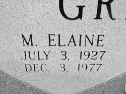 Marjorie Elaine <I>Shelton</I> Gresham