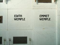 Emmet LeRoy Wemple, Jr