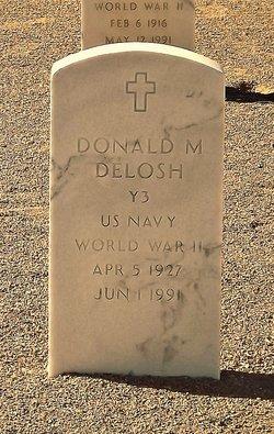 Donald Murray DeLosh