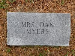 Mrs. Dan Myers