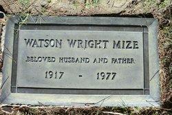 Watson Wright Mize