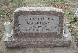 Richard Foster Maxberry
