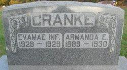 Amanda Emmeline <I>McDaniel</I> Cranke