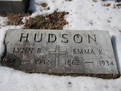 Emma <I>Kennedy</I> Hudson