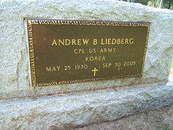Andrew Bergert Liedberg