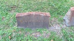 Mary E Stephens