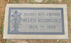 Helen <I>Castillo</I> Rodriguez