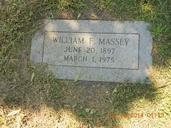William F Massey
