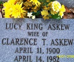 Lucy <I>King</I> Askew