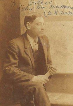 Alexander George McMann