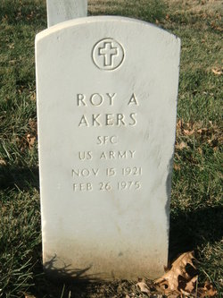Roy A Akers