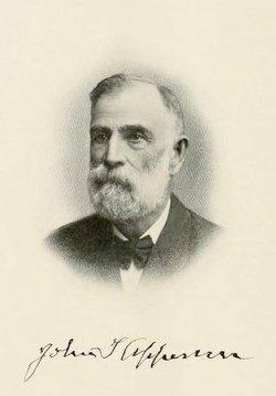 John T Apperson