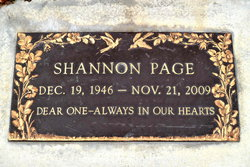 Shannon Page