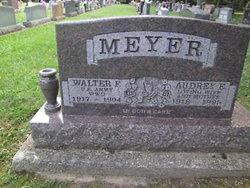 Audrey Elizabeth <I>Rea</I> Meyer