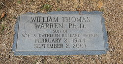William Thomas Warren