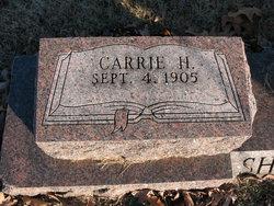 Carrie H. Shaffer