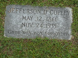 Jefferson Davis Copley