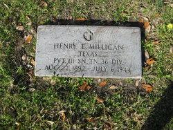 Henry E. Millican