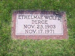 Ethel Mae <I>Wolfe</I> Derge