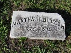 Martha <I>Hollar</I> Blossom