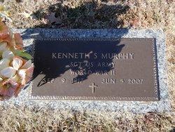 Kenneth S Murphy
